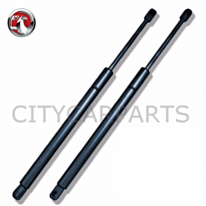 2X FOR VAUXHALL MERIVA MPV (2003-2010) GAS TAILGATE BOOT SUPPORT STRUTS